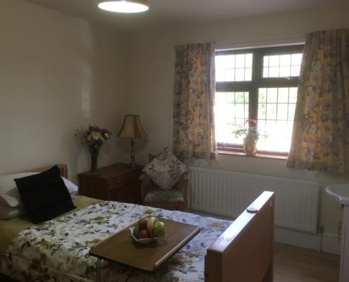 bedroom_hillside_residential_care_home_omagh